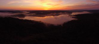 Lake Lemon Sunrise