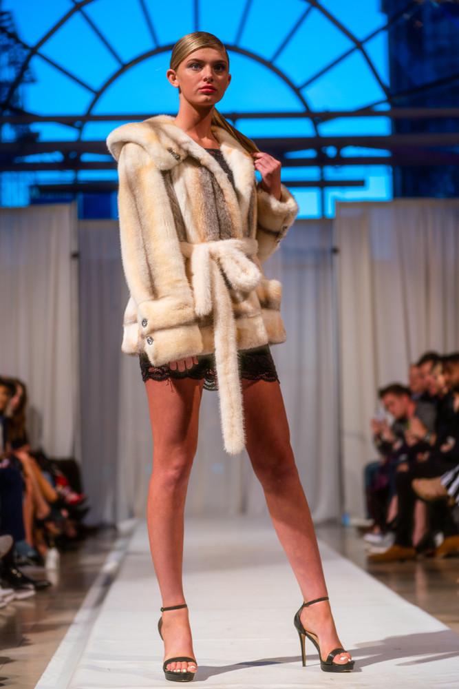 Elan Furs in Midwest Fashion Week