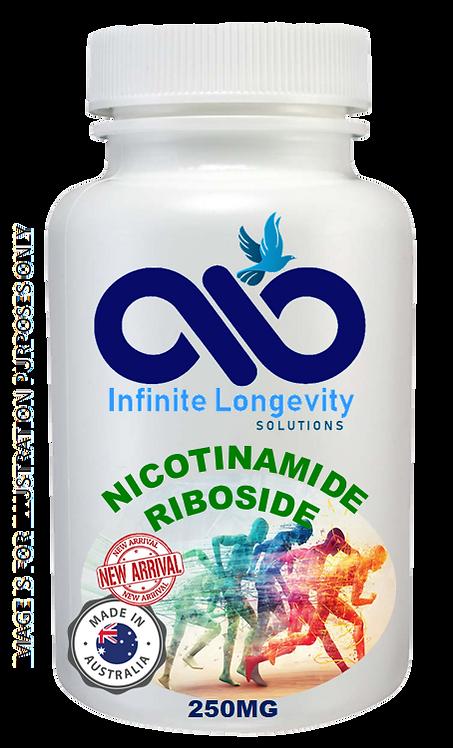 NICOTINAMIDE RIBOSIDE- prescription required 250mgx60 caps