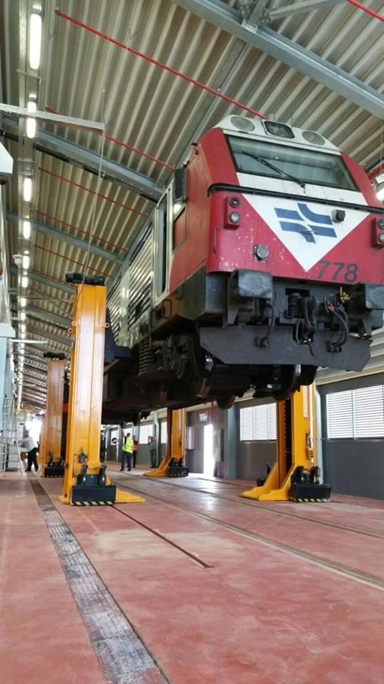 רכבת 100 באר שבע