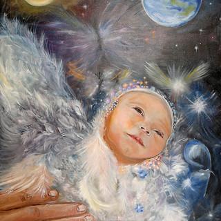 Birth of an Angel