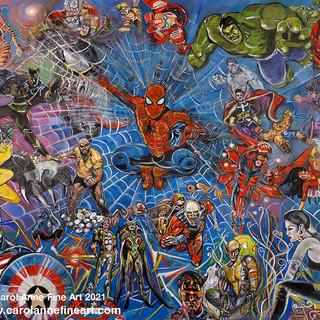 Marvel's Web