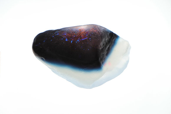 小石透明石鹸 090