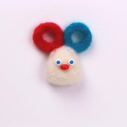 パペットマグネット『ニギマウス01』