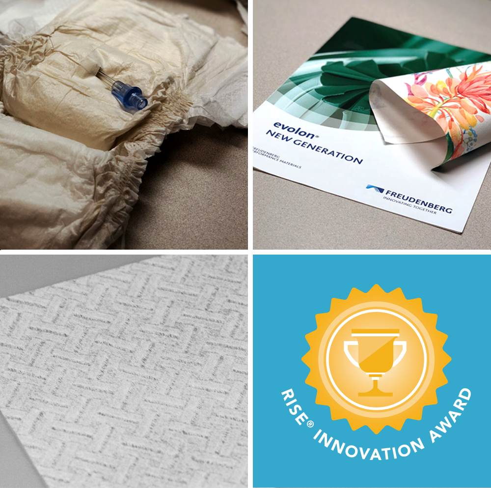 RISE® Innovation Award - Dividiaper