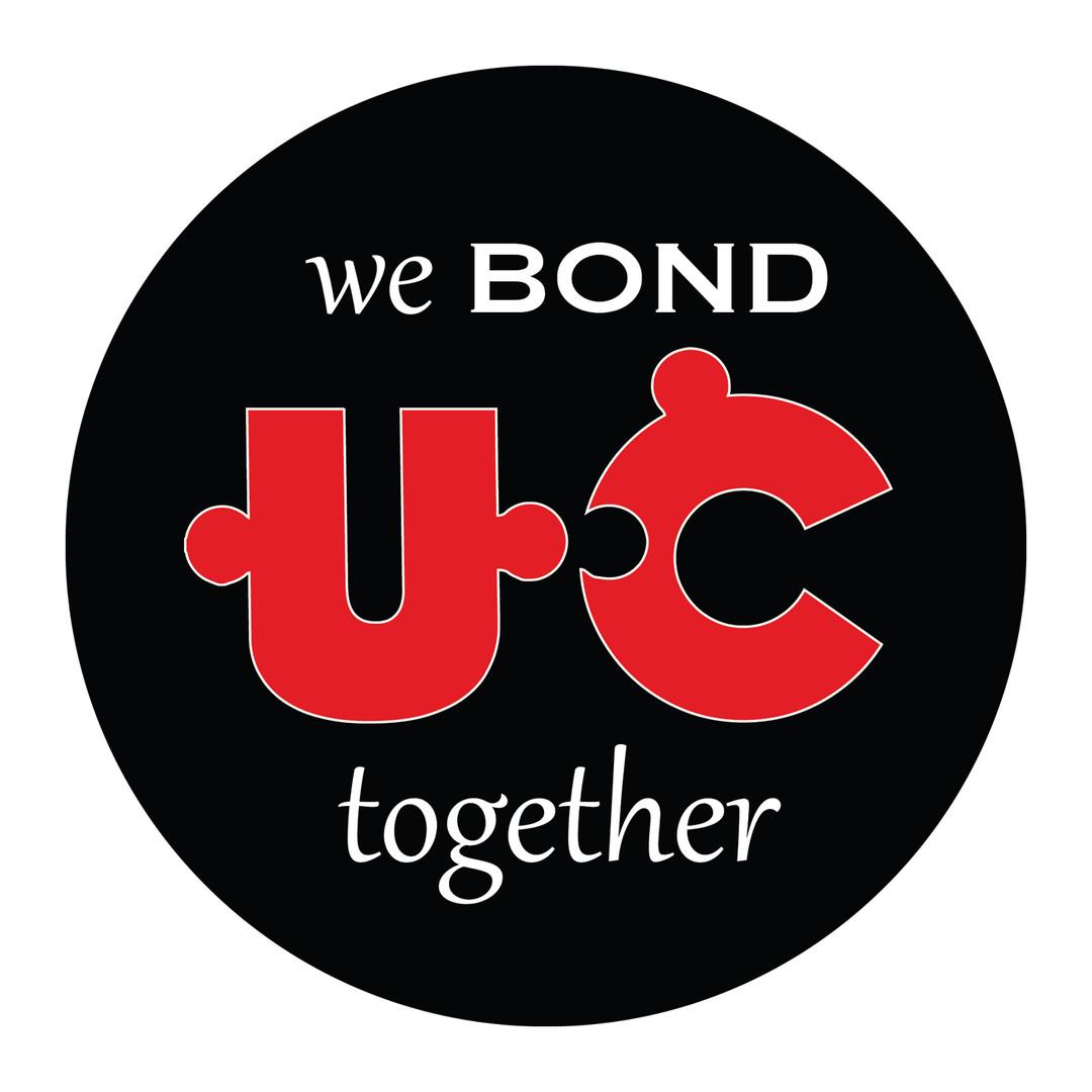 We Bond UC Together Logo
