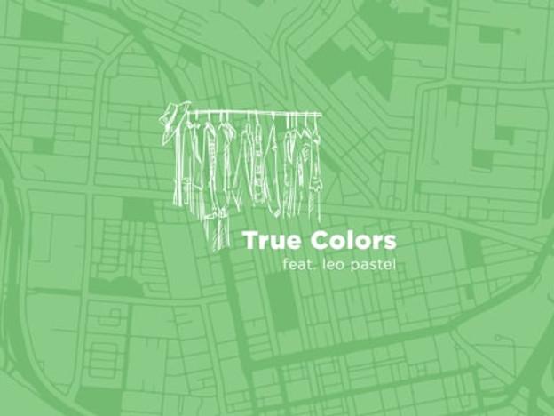 True Colors with Leo Pastel