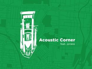 Acoustic Corner with Joness