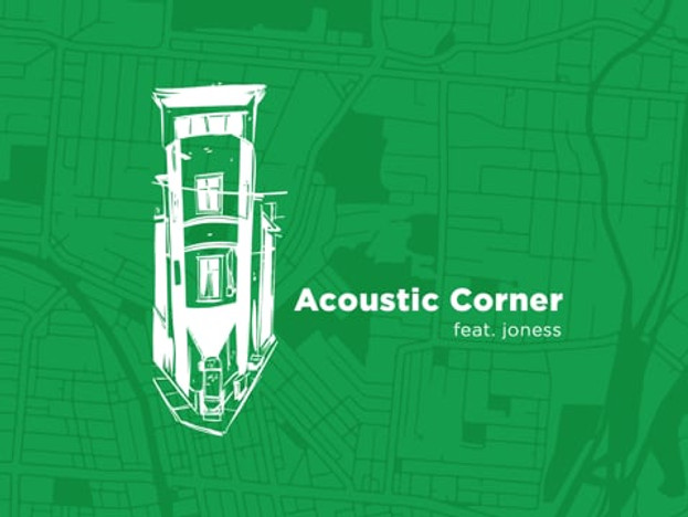 Acoustic Corner with Joness