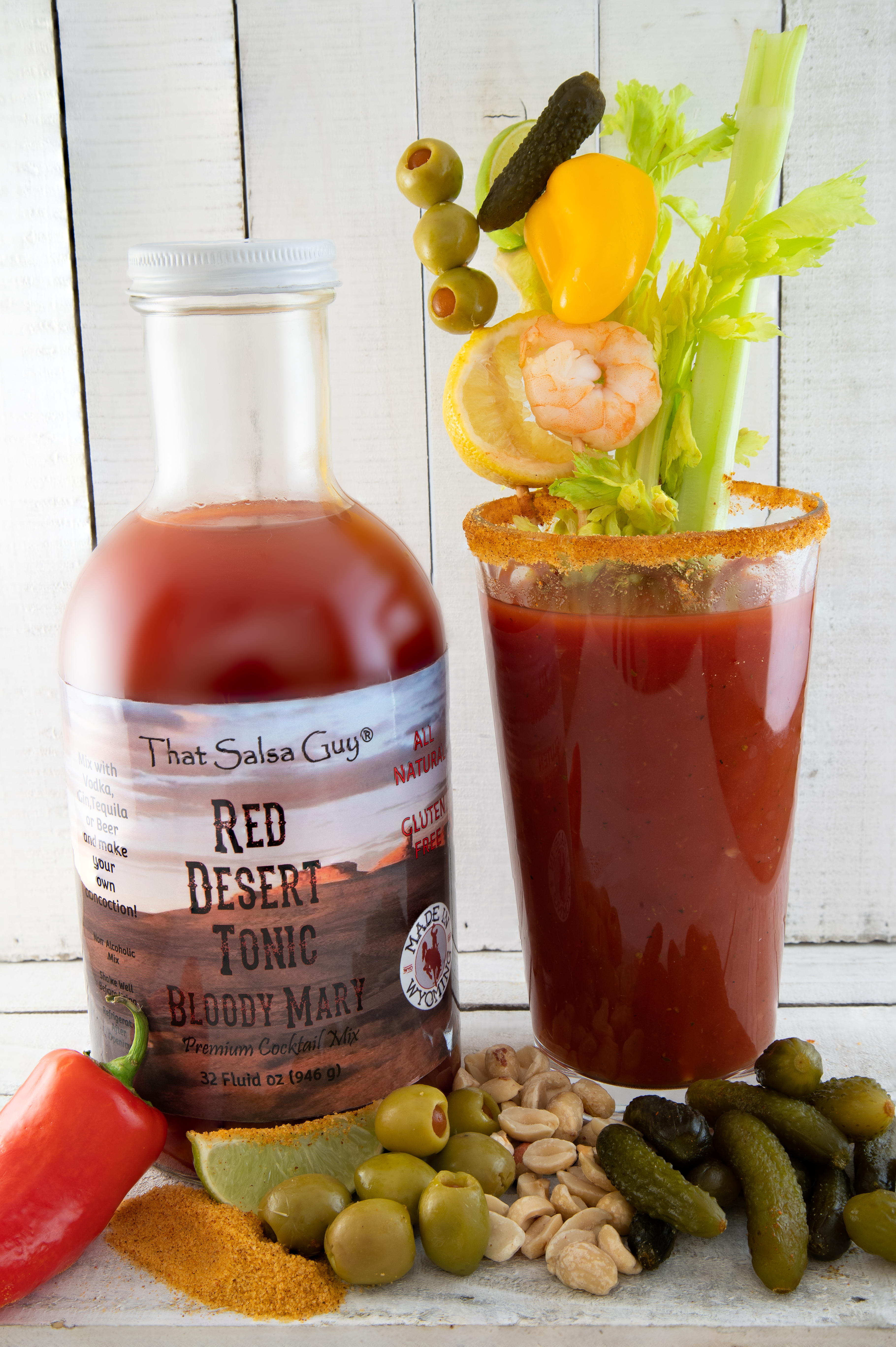 Bloody Mary Mix