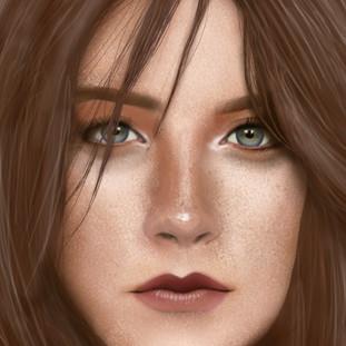 Saoirse Ronan Drawing