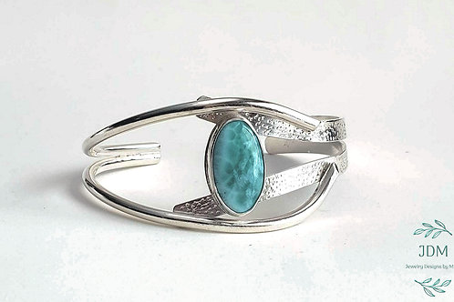 Larimar Wired Cuff