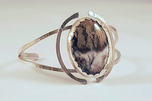 Sheep Creek Plume Cuff