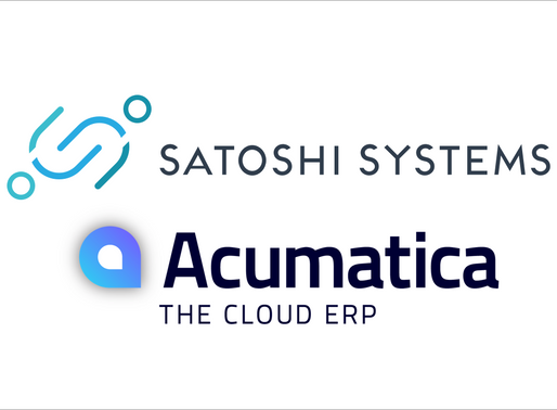 Satoshi Systems launched MINERVA© and partnered with Acumatica!