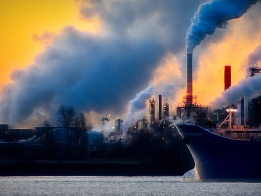 Greenhouse Gas Emissions and Commodity Trading