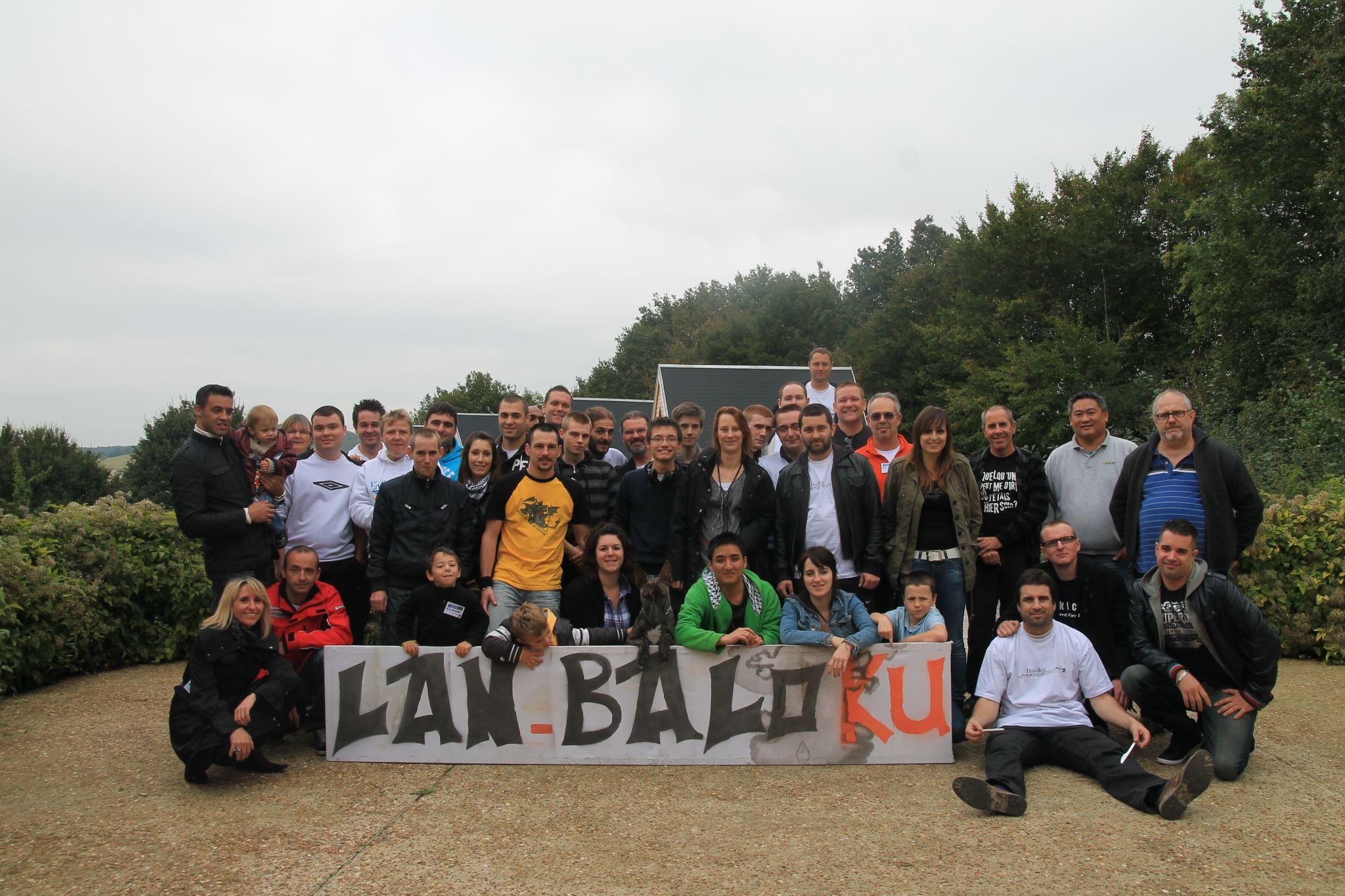 LAN 2012