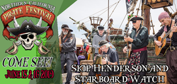 Skip Henderson and Starboard watch