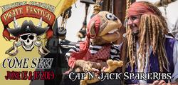 Captain Jack Spareribs