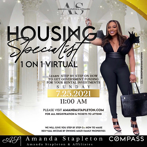 Housing Specialist 1-on-1