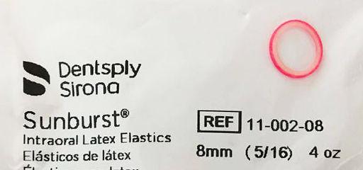 8mm Elastics