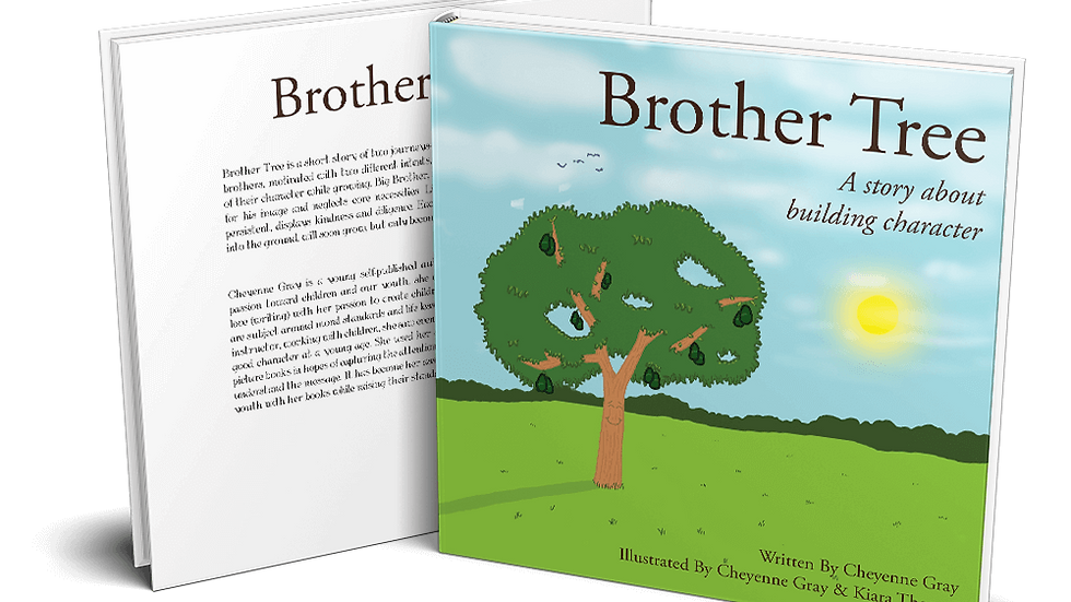 Brother Tree: A story about building character