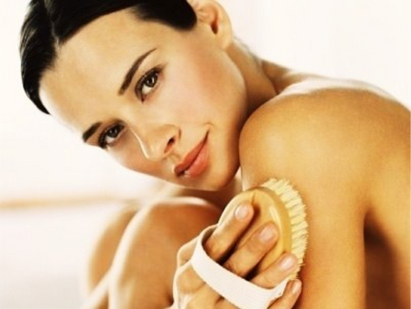 Dry Skin Brushing & The Benefits