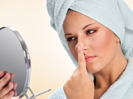 Have Your Nose Pores Gotten Larger?