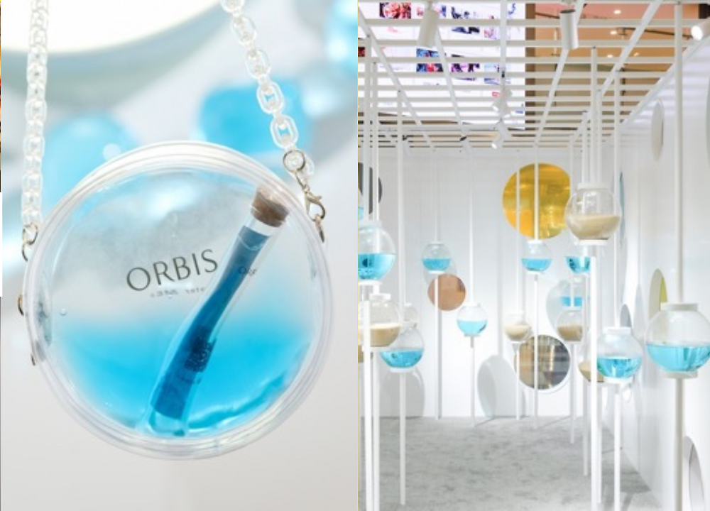 ORBIS奥蜜思人广来福士快闪空间