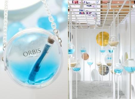 ORBIS waterME POP-UP快闪店