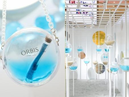 ORBIS waterME POP-UP快闪活动