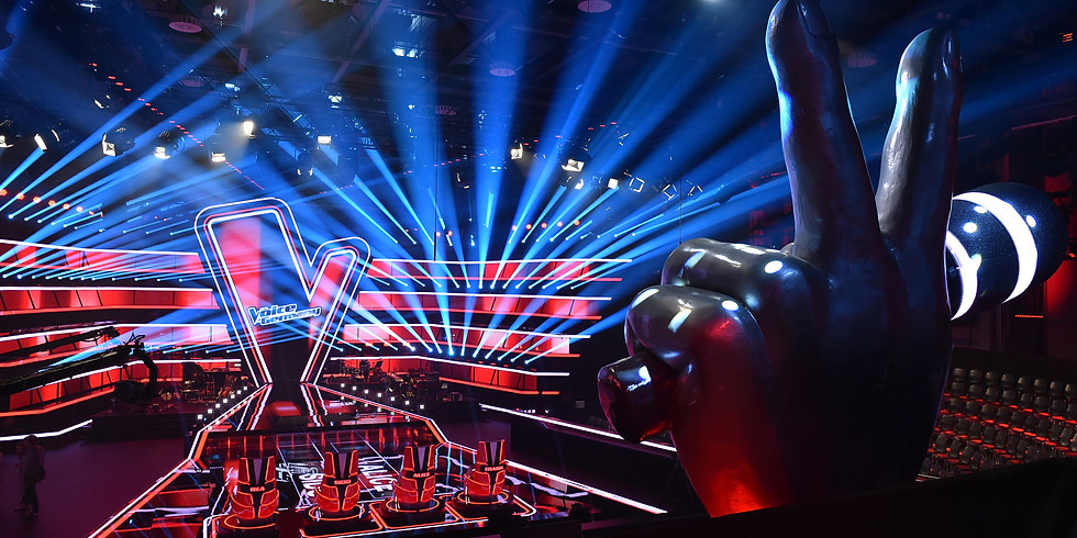 The Voice of Germany Bielefeld Stadthalle