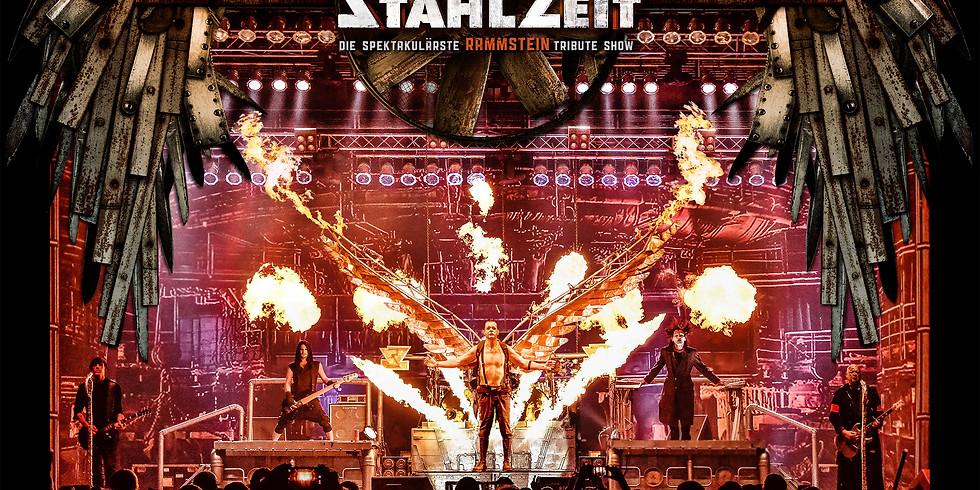 Stahlzeit Schutt+Asche Tour 2020 Bielefeld Lokschuppen
