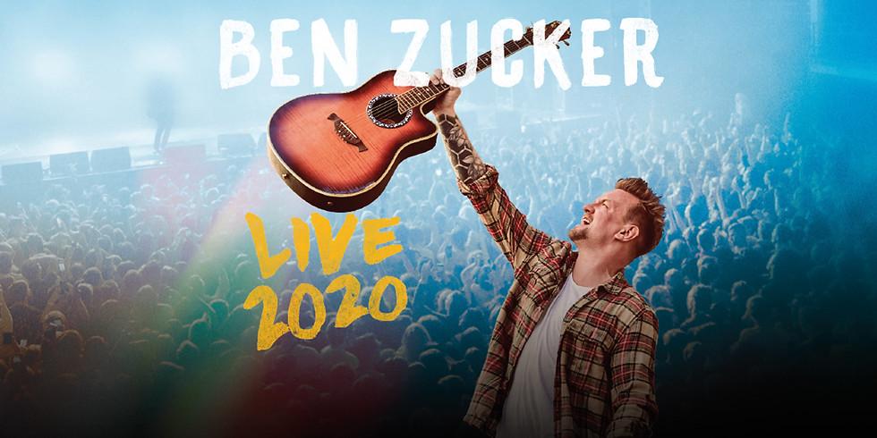 In Bearbeitung - Ben Zucker Bielefeld SeidenstickerHalle