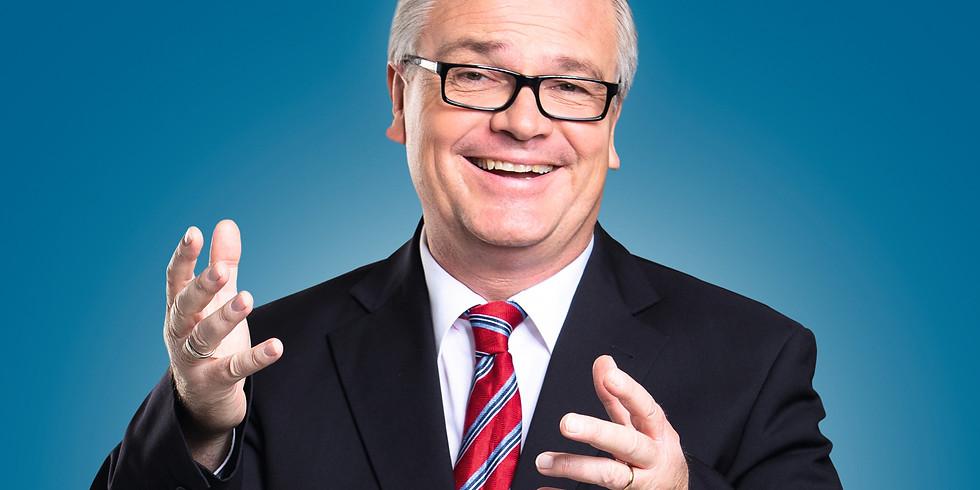 "Jürgen B Hausmann ""Jung, wat biste jroß jeworden!"" Gütersloh - Ersatztermin"