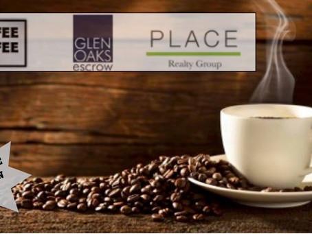 Coffee On Us! Thursday 10/6 9:30am