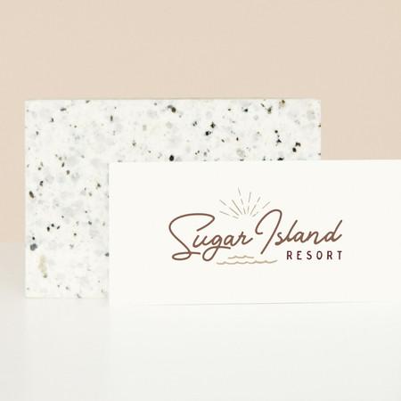 Sugar Island Resort Branding