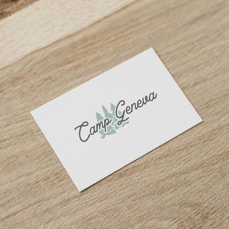 Camp Geneva Branding