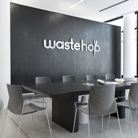 Wastehop Branding
