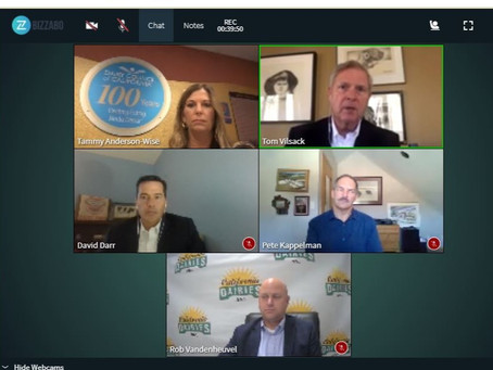 California Dairy Organizations Host 900+ in Successful Virtual Summit