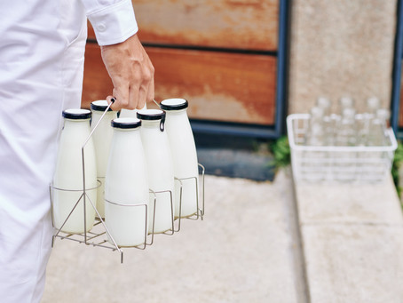 Dairy Delivers Methane Reduction