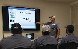 New dairy farm employees learn humane animal care