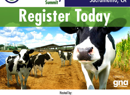 California Dairy Sustainability Summit: Further improving economic and environmental sustainability