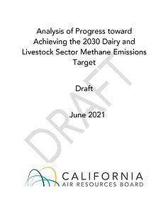 Cover from draft-2030-dairy-livestock-ch4-analysis.jpg