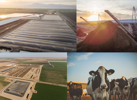 CA dairy farms reach major milestone in climate goal