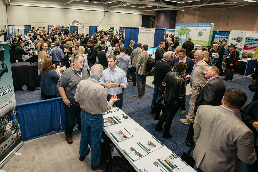 The Expo Hall provides valuable opportunities for sponsors and attendees.
