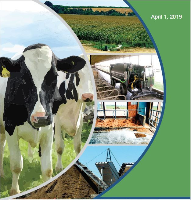 California dairy farmers have submitted recommendations for how they can continue to improve water quality protection efforts.