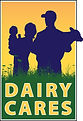 Dairy Cares is a non-profit organization with a mission to ensure the long-term sustainability of California's dairy farming families.