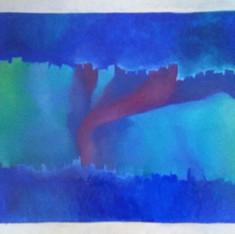 Bathymetry in Blue Tones #2