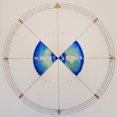 Multibeam Compass Rose #4