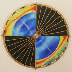 Multibeam Compass Rose #2